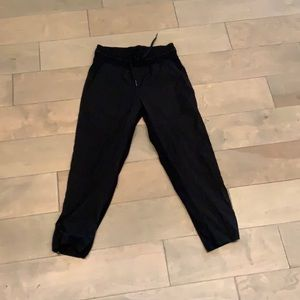 Lululemon unlined studio pant